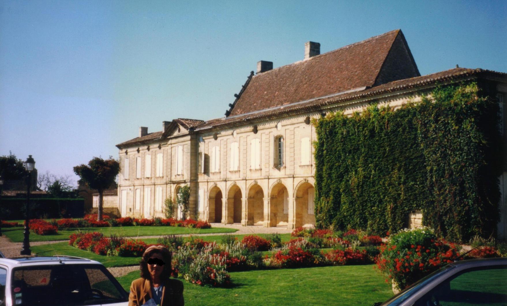 un Chateau a Bordeaux