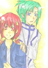 アルクさまとレオナさん