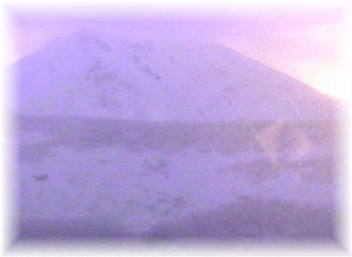 10月1日旭岳