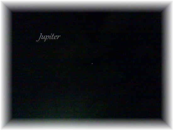 木星うち上空