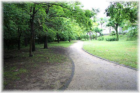 城沼遊歩道