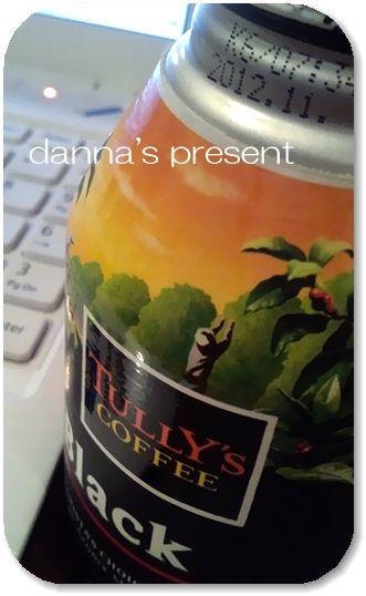 タリーズ缶