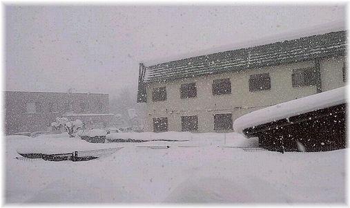 猛吹雪15日