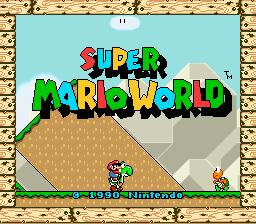 Super Mario World - Super Mario Bros. 4 (J) [!].0