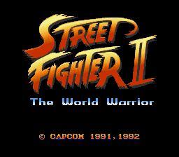 Street Fighter II - The World Warrior (J) [!].0