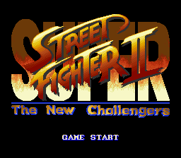 Super Street Fighter II - The New Challengers (J)000