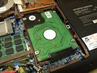 CL628GW HDD