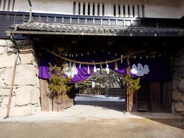 松本城開門式 (31)