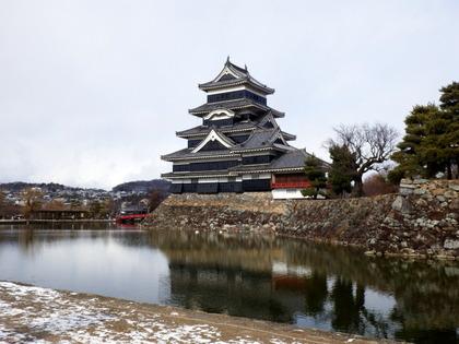 松本城開門式 (38)