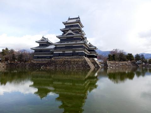 松本城開門式 (43)