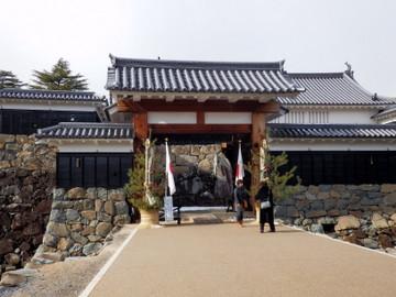 松本城開門式 (61)