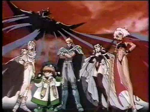 魔法騎士レイアース3
