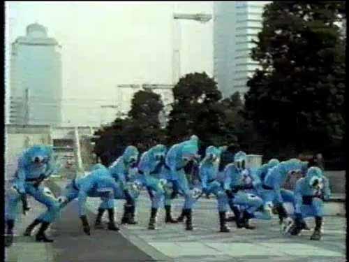 忍者戦隊カクレンジャー4