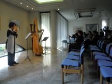 flower-harpさんのブログ-オカリナとハープ