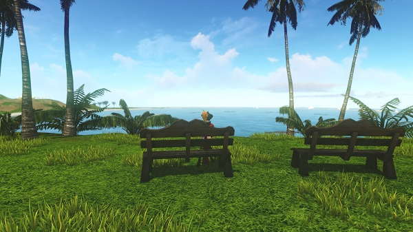 12月5日蜃気楼の島