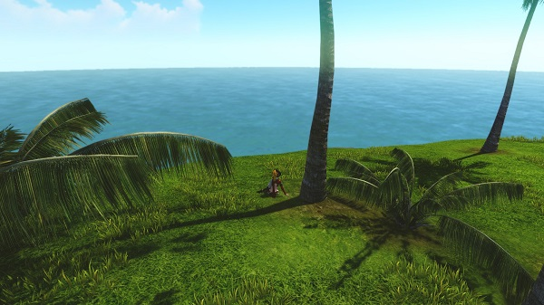 12月7日蜃気楼の島