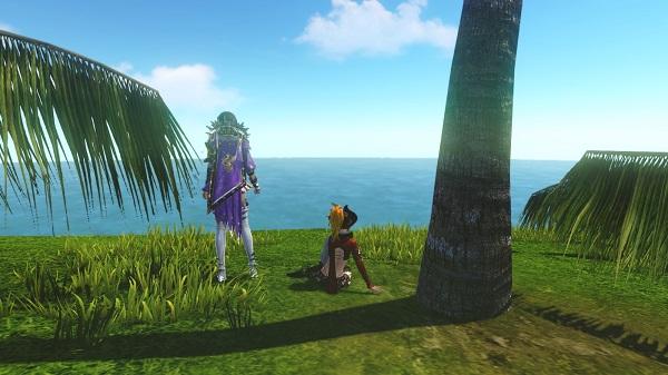 12月8日蜃気楼の島2