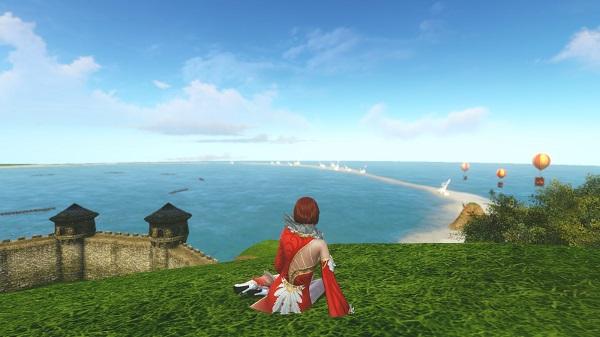 12月11日蜃気楼の島