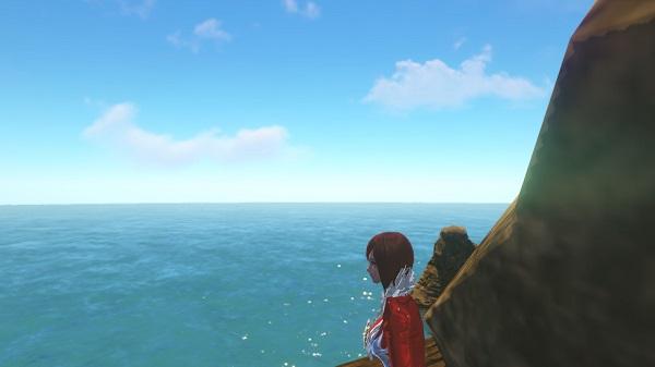 12月12日蜃気楼の島2