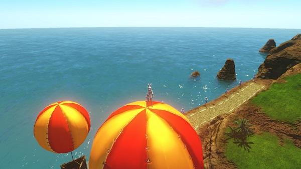 12月18日蜃気楼の島