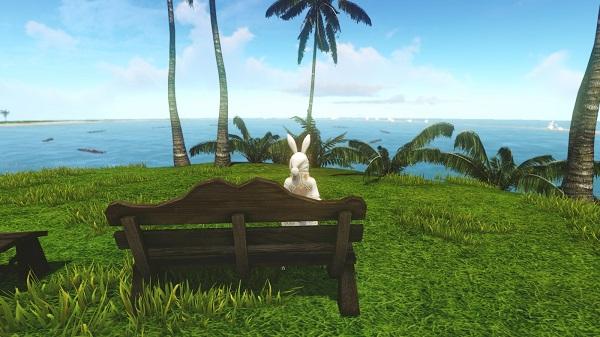 12月22日蜃気楼の島