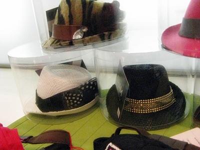 オリジナルブランド「CRAM」の帽子たち!