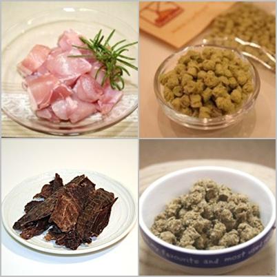 犬の食べ物だって様々なタイプがあります!