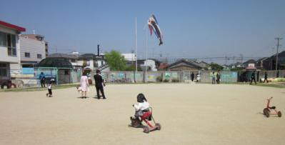 20110414入園式運動場