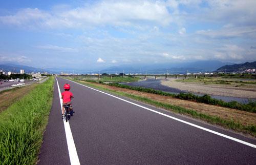 20110721丈サイクリング1
