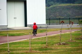 2011-10-29丈自転車