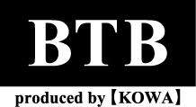 KOWA入りBTBロゴ