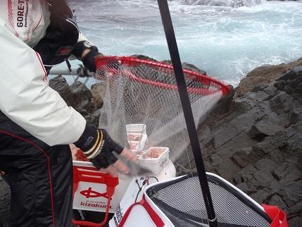 2012クロ釣り王者15