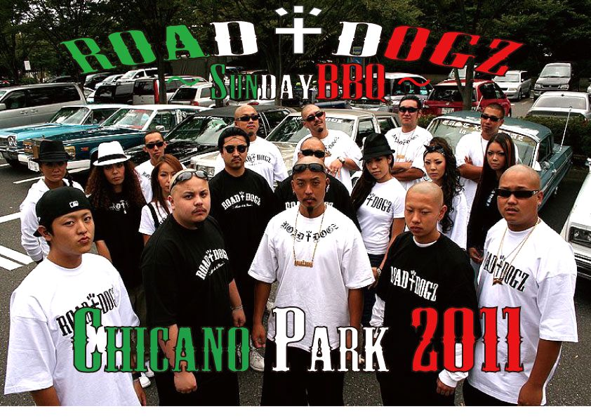 ROAD\u2020DOGZ~Sunday BBQ~Chicano Park 2011 , チカーノ