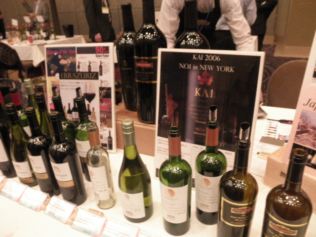 チリワイン試飲会2011092704エラスリス