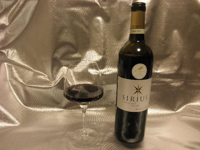 シリウス2009 1
