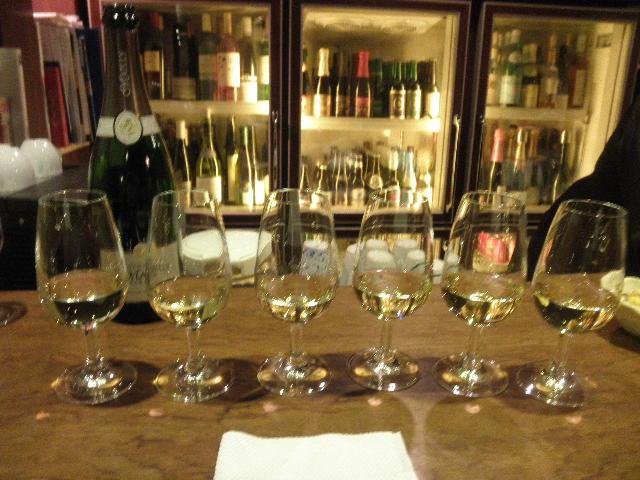 白ワイン6種類