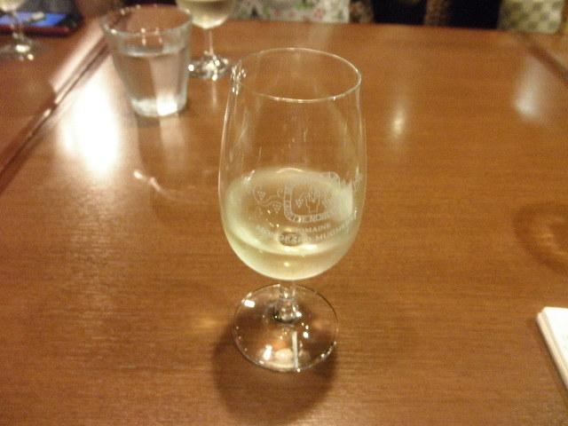 1番目白ワイン