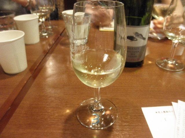 3番目白ワイン