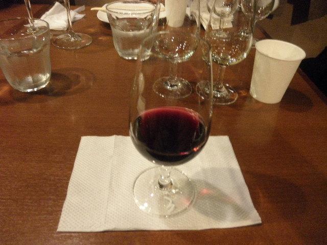 3番目赤ワイン