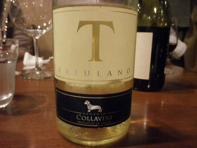 白ワイン2 フリウラーノ