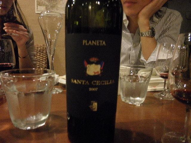 6番目赤ワイン ネロ・ダーヴォラ