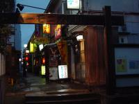 八戸市ハーモニカ横町