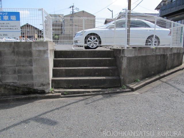 下冨野純粋階段