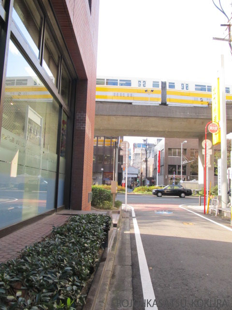 堺町純粋階段1