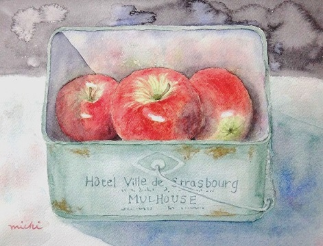 りんご2013