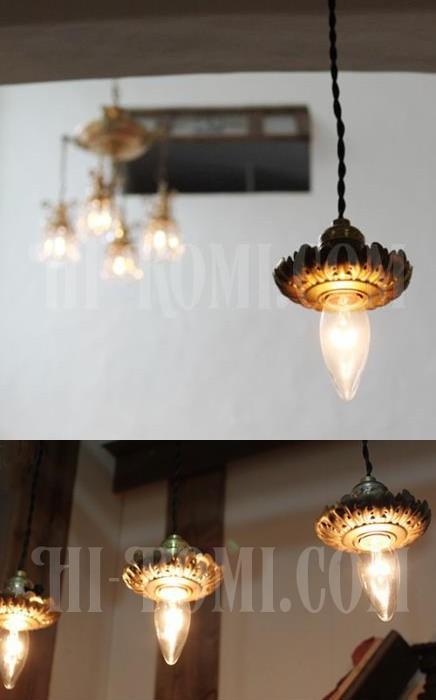 大阪の注文住宅掲載・アンティーク、ヴィンテージシャンデリア、照明、ランプは神戸のHi-Romi.com(ハイロミドットコム)・リノベーション・新築・店舗設計