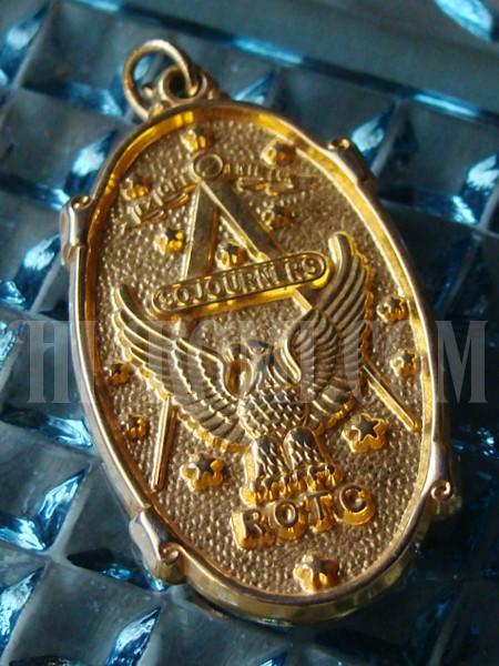 ソージャナーズ(Sojourners)リボンメダル/フリーメイソン予備役将校訓練課程