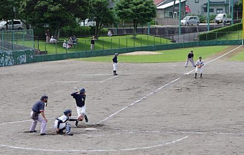 野球観戦④