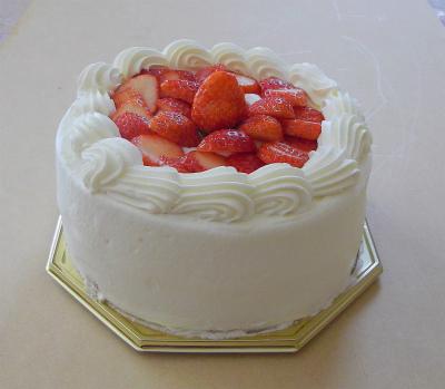 誕生ケーキ