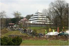 北海道こどもの国 世界七不思議ピラミッド